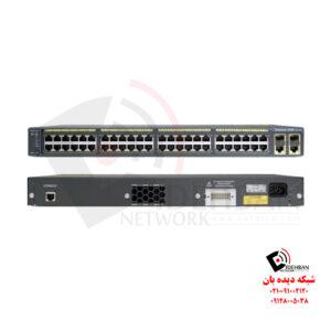 سوئیچ WS-C2960-48TC-L سیسکو
