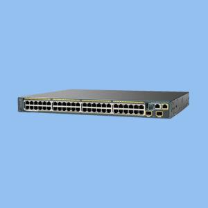 سوئیچ WS-C2960S-48FPD-L سیسکو