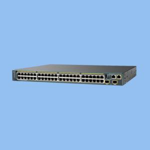 سوئیچ WS-C2960S-48LPD-L سیسکو