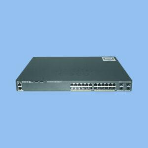 سوئیچ WS-C2960X-24PS-L سیسکو