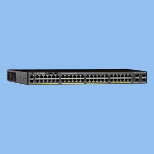 سوئیچ WS-C2960X-48FPD-L سیسکو