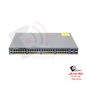 سوئیچ WS-C2960X-48FPS-L سیسکو
