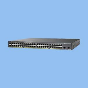 سوئیچ WS-C2960XR-48LPS-I سیسکو