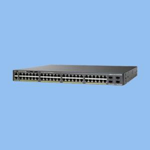 سوئیچ WS-C2960XR-48TS-I سیسکو