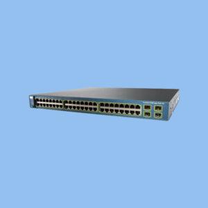 سوئیچ PoE سیسکو WS-C3560-48PS-E