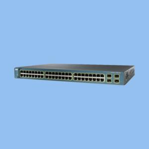 سوئیچ WS-C3560-48TS-S سیسکو