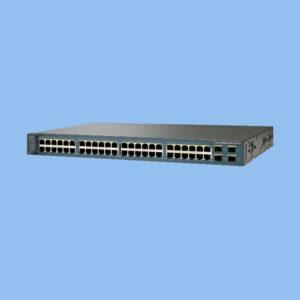 سوئیچ WS-C3560V2-48PS-S سیسکو