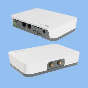 گیت وی IoT Gateway KNOT میکروتیک