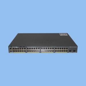 سوئیچ WS-C2960X-48LPD-L سیسکو