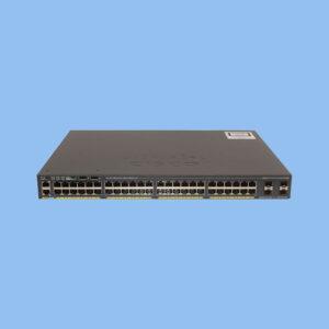 سوئیچ WS-C2960X-48LPS-L سیسکو